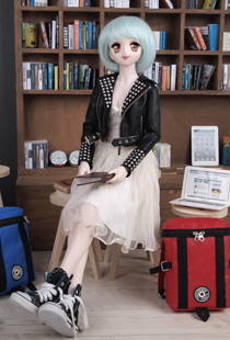 [Outfits - Shoes - etc.] TREE Design TOT100011BKG-M